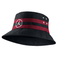 Jordan Air Striped Bucket Cap - Adult - Black / Red