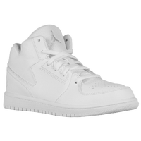 Jordan 1 Flight 3 - Boys' Preschool - All White / White