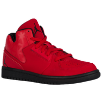 Jordan 1 Flight 3 - Boys' Preschool - Red / Black