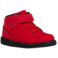 Jordan 1 Flight 3 - Boys' Toddler - Red / Black