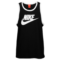 Nike Ace Tank - Men's - Black / White