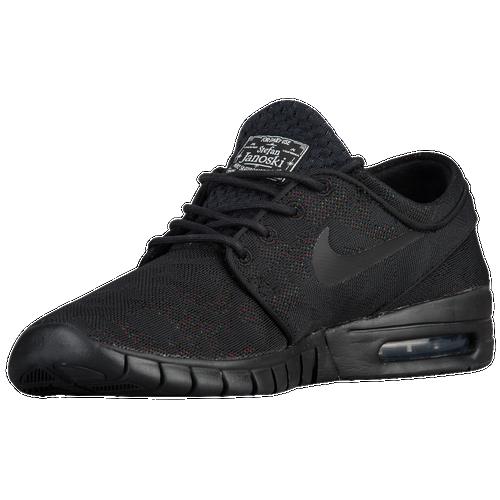 Nike SB Stefan Janoski Max - Men's - Black / Black