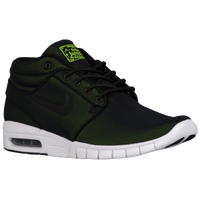 Nike SB Janoski Max Mid - Men's - Black / Grey