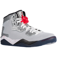 Jordan Air Spike Forty PE - Men's - White / Red