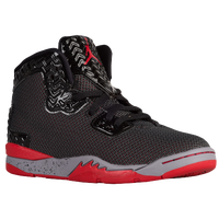 Jordan Air Spike Forty PE - Boys' Preschool - Black / Red
