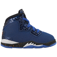 Jordan Air Spike Forty PE - Boys' Toddler - Blue / Navy