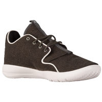 Jordan Eclipse - Girls' Grade School - Grey / White