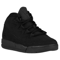 Jordan Deluxe - Boys' Preschool - All Black / Black