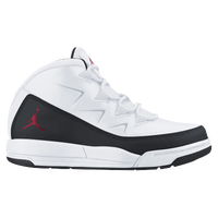 Jordan Deluxe - Boys' Preschool - White / Red
