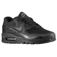 Nike Air Max 90  - Boys' Grade School - All Black / Black