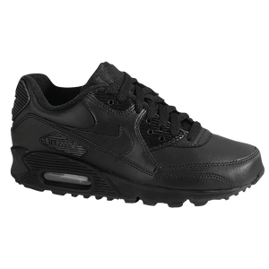 Nike Air Max 90 - Boys' Preschool - Black/Black