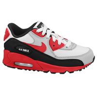 Nike Air Max 90 - Boys' Preschool - White / Black