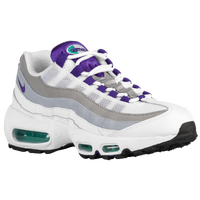 Nike Air Max 95 - Women's - White / Dark Green