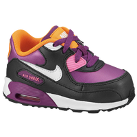 Nike Air Max 90 - Girls' Toddler - Purple / Pink