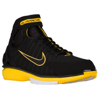 Nike Air Zoom Huarache 2K4 - Men's - Black / Gold