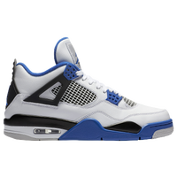 acde7c483 Jordan Retro 4 - Men s - White   Blue
