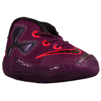 Nike LeBron XIII - Boys' Infant -  Lebron James - Purple / Red
