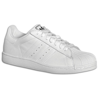 adidas Originals Superstar 2 J - Boys' Grade School - All White / White