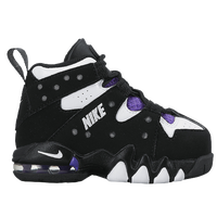 Nike Air Max CB 94 - Boys' Toddler - Black / Purple