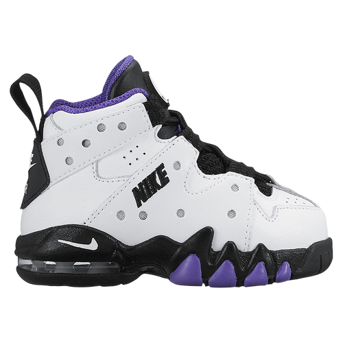 keycn Nike Air Max CB 94 - Boys\' Toddler - Basketball - Shoes - White