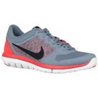 Nike Flex Run 2015 - Men's - Grey / Red