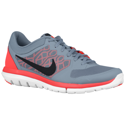 4f23de2d633e8 Nike Flex Run 2015 Mens Running Shoes Dove Grey Bright Crimson White Black