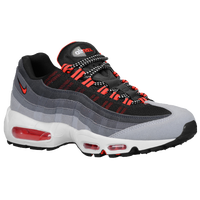 Nike Air Max 95 - Men's - Grey / Red
