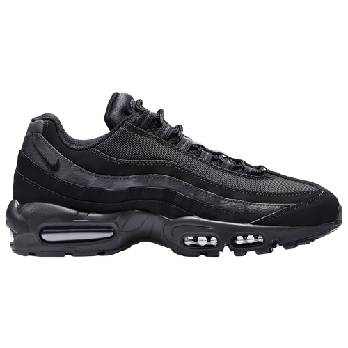 Nike Air Max 95 - Men\u0026#39;s - Black / Grey