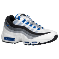 Nike Air Max 95 - Men's - White / Blue