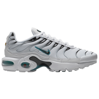 Nike Air Max Plus - Boys' Grade School - White / Black