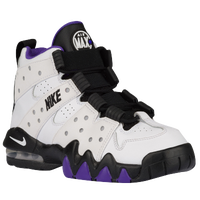 Nike Air Max CB '94 - Boys' Grade School - White / Black