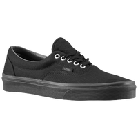 Vans Era - Men's - All Black / Black