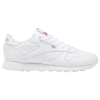 Reebok Classic Leather - Women's - All White / White