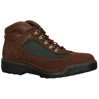 Timberland Field Boots - Men's - Brown / Olive Green