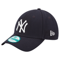 New Era MLB 9Forty Adjustable Cap - Men's - New York Yankees - Navy / White