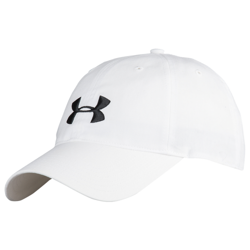 77999afcc42 Under Armour Core Dad Cap - Men s - Casual - Accessories - White Black