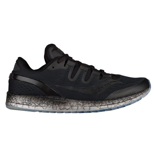 Saucony Freedom ISO - Women's - Black / Grey