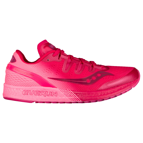Saucony Freedom ISO - Women's - Pink / Pink
