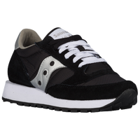 Saucony Jazz Original - Women's - Black / Silver
