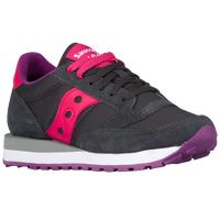 Saucony Jazz Original - Women's - Grey / Pink