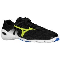 Mizuno Wave Evo Levitas - Men's - Black / Light Green
