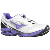 Mizuno Wave Rider 16 - Women's - White / Purple