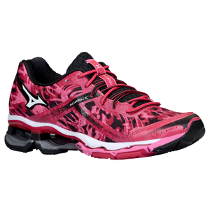 Mizuno Wave Creation 15 - Women's - Jazzy/White/Shocking Pink
