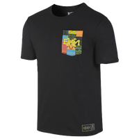 Nike BHM T-Shirt - Men's - Black / Multicolor