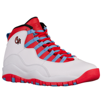 Jordan Retro 10 - Men's - White / Red