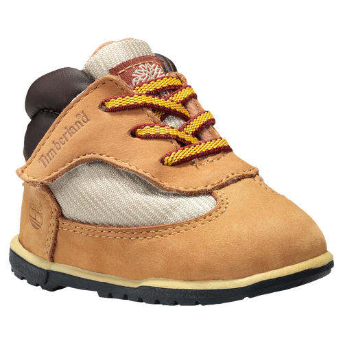 Timberland Field Crib Bootie - Boys' Infant - Tan / Brown