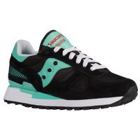 Saucony Shadow Original - Women's - Black / Aqua