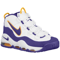 Nike Air Max Uptempo - Men's - White / Purple