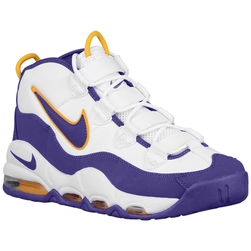 dumxw Nike Air Max Uptempo - Men\'s - Basketball - Shoes - White/White