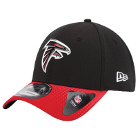 New Era NFL 39Thirty Draft Cap - Men's - Atlanta Falcons - Black / Red